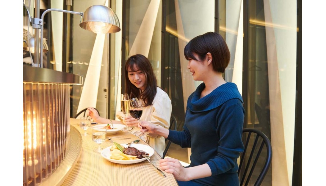 Midosuji dining opens in 13F! We tried popular gourmet [latter part -1]